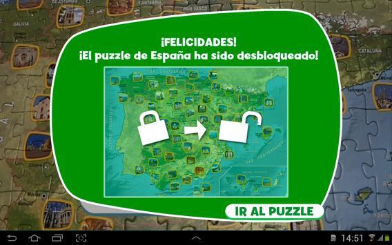 Appuzzle España screenshot 3
