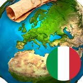 GeoExpert - Italy Geography icon