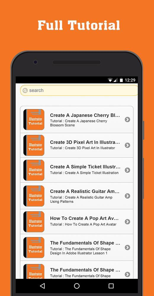 Learn Illustrator Offline for Android - APK Download