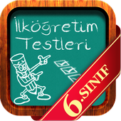 6.Sınıf Testleri icon
