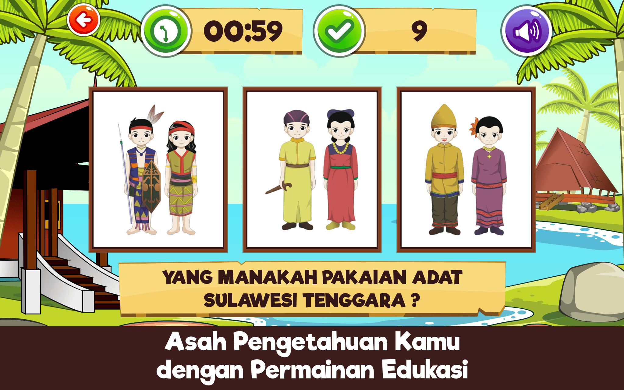 Marbel Belajar Budaya Nusantara For Android APK Download