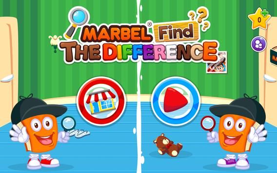 Marbel Find The Differences screenshot 14