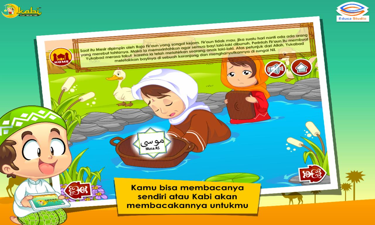 Kisah Nabi Musa Interaktif For Android Apk Download