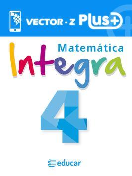 VZ | Integra Matemática 4 poster