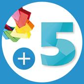 VZ   Integra Matemática 5 icon