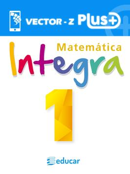 VZ   Integra Matemática 1 poster