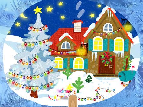 Magic Christmas Coloring Book Apk Screenshot