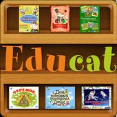 EduCat Bookshelf icon