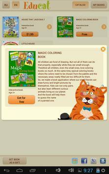 EduCat Bookshelf screenshot 2