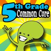 5th Grade - Common Core icon