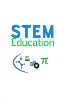 การศึกษาแบบ STEM Education poster