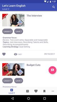 Learning English Speaking via VOA Learning English screenshot 12
