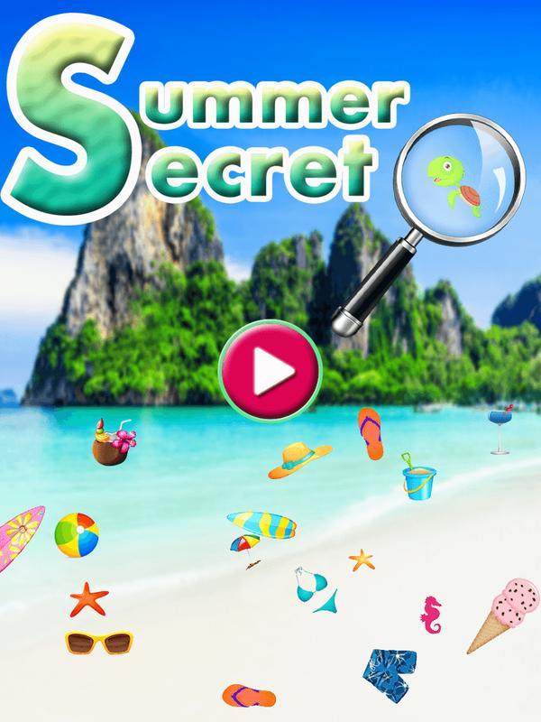 Hidden Object Summer Beach Adventure Cho Android Tải Về Apk