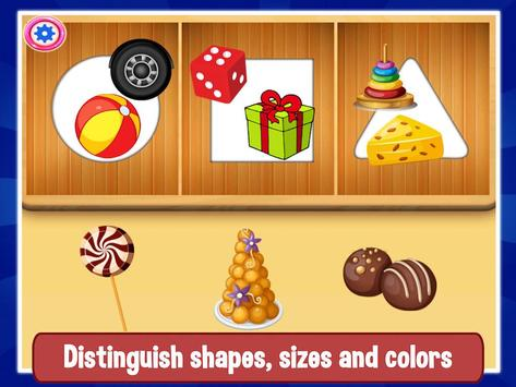 Baby Sorting Games ! Kids Learn Shapes & Colors APK Download - Free ...