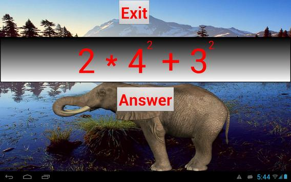 Order of Operations screenshot 7