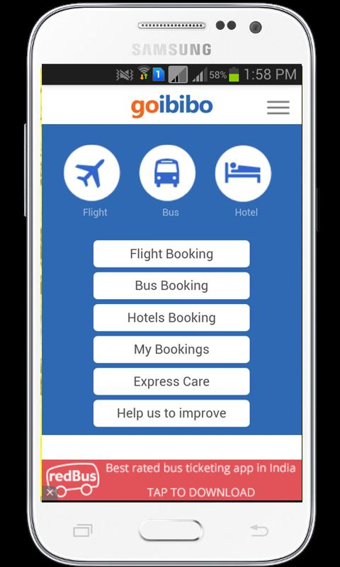 Flight Ticket Booking for Android - APK Download