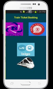 Indian Rail IRCTC - PNR Status poster