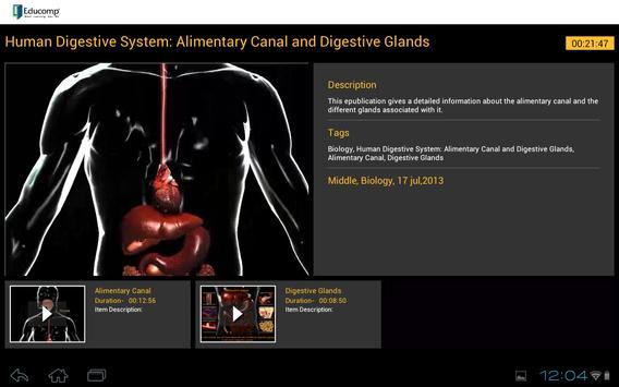 Human Digestive System screenshot 3