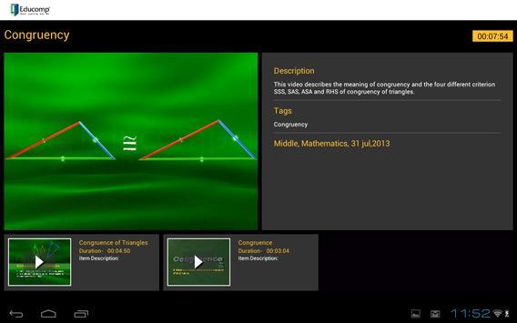 Congruency apk screenshot
