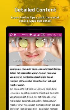 1000+ Tips Cantik & Sehat Alami screenshot 2