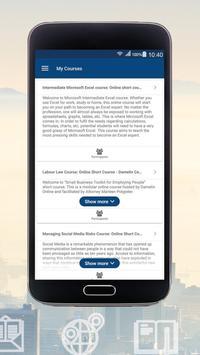 Damelin Online apk screenshot