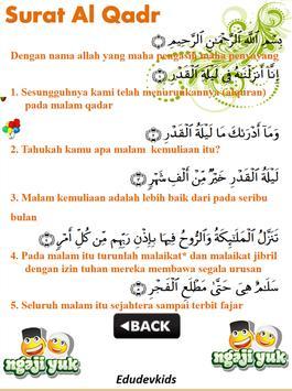 Murotal Al Quran Lengkap screenshot 3