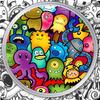 Doodle Art - Mewarnai Doodle ícone