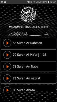 Muzammil Hasballah MP3 Offline screenshot 3
