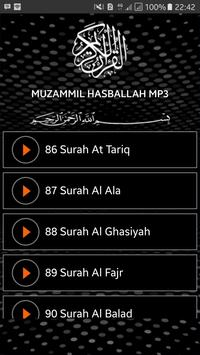 Muzammil Hasballah MP3 Offline screenshot 5