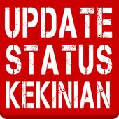 ikon Update Status Keren Kekinian