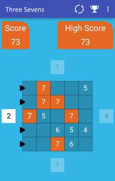 Three Sevens apk screenshot