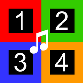Number Tiles icon