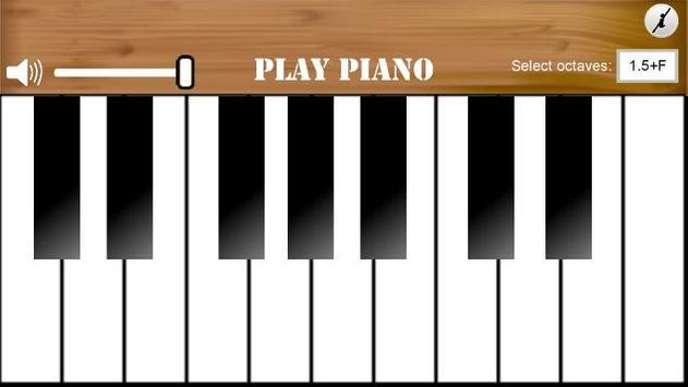 Play Piano screenshot 1
