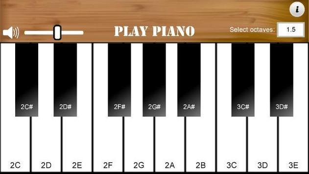 Play Piano screenshot 2