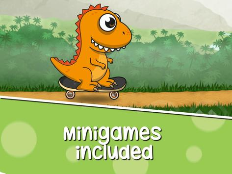 Virtual Pet: Dinosaur life apk screenshot