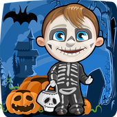 Halloween Costumes & Games icon
