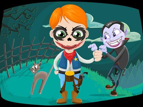 Halloween Costumes & Games screenshot 1