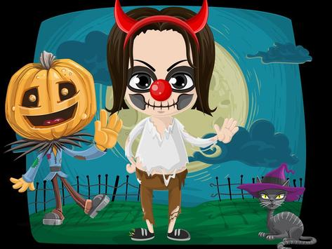 Halloween Costumes & Games screenshot 4