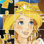 Download Game action android Princess Puzzles and Painting APK for free