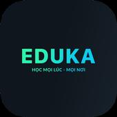 Eduka - Luyện thi THPT Quốc gia 2018 icon