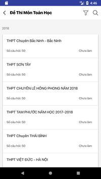 Eduka - Luyện thi THPT Quốc gia 2018 screenshot 2