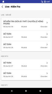 Eduka - Luyện thi THPT Quốc gia 2018 screenshot 3