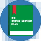BSE Bahasa Indonesia SMA X icon