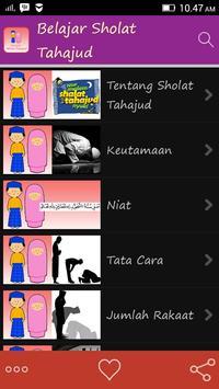 Belajar Sholat Tahajud screenshot 1