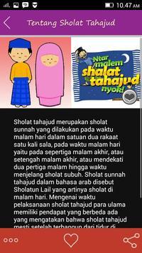 Belajar Sholat Tahajud screenshot 2