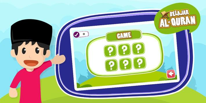Learning Qur'an for Kids screenshot 3