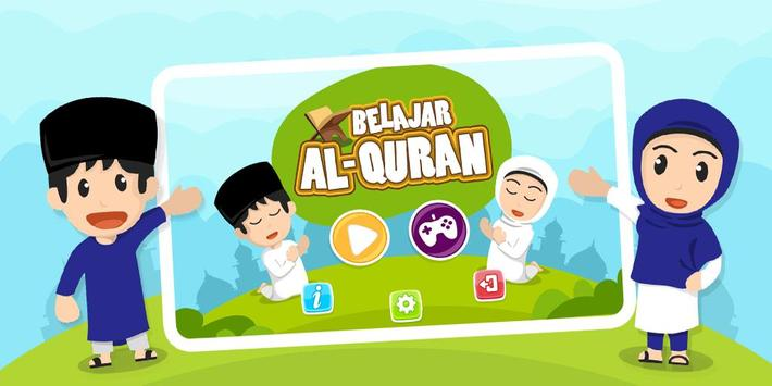 Learning Qur'an for Kids poster