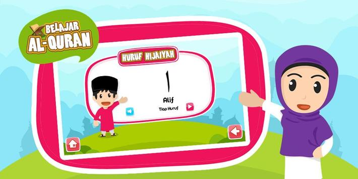 Learning Qur'an for Kids screenshot 1