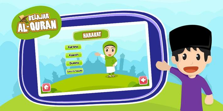 Learning Qur'an for Kids screenshot 2