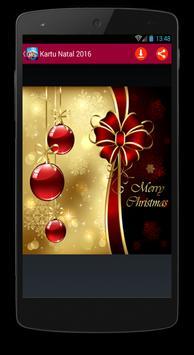 Kartu Natal 2016 screenshot 4